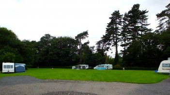 Elkington Caravan Site Near Louth